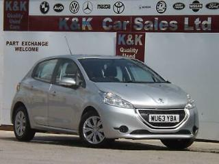Peugeot 208 1.2 VTi 82bhp 2012MY Access+ 2 OWNER+MOT 12/05/2020