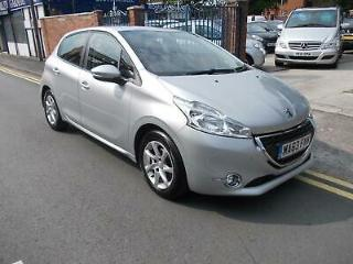 Peugeot 208 1.2 VTi 82bhp 2012MY Active 5 Door