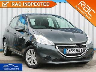 Peugeot 208 1.4 Hdi Access Plus 2013 63 • from £25.75 pw