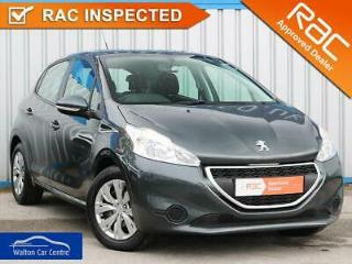 Peugeot 208 1.4 Hdi Access Plus 2014 14 • from £25.21 pw