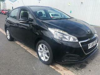 PEUGEOT 208 Active Blue HDI Black Manual Diesel, 2016