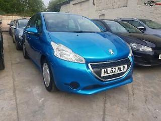 PEUGEOT 208 HDi 70 Access Plus Blue Manual Diesel, 2012