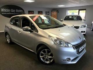 Peugeot 208 Hdi Active Hatchback 1.4 Manual Diesel