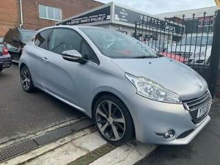 Peugeot 208 Ice Velvet Hatchback 1.6 Manual Petrol