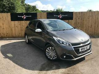 PEUGEOT 208 PureTech 110 Start Stop Allure Grey Manual Petrol, 2018