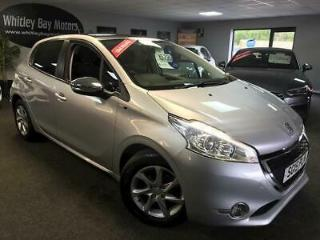 Peugeot 208 Style Hatchback 1.2 Manual Petrol