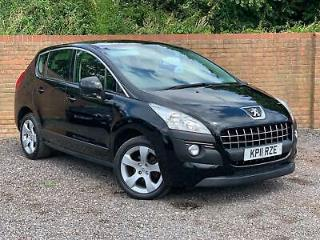 Peugeot 3008 1.6 HDi 112 Sport 5dr EGC.Automatic, Bluetooth