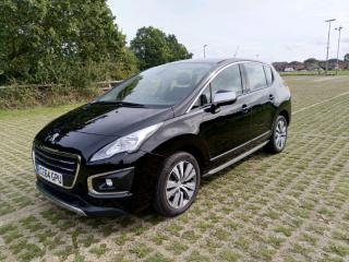 PEUGEOT 3008 ACTIVE HDI 2014 64 26,000 MILES ONLY !