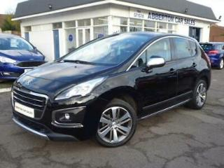 Peugeot 3008 Blue Hdi S/S Allure Hatchback 1.6 Automatic Diesel