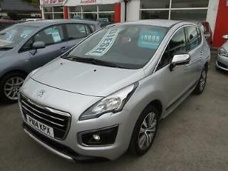 PEUGEOT 3008 CROSSOVER 1.6 HDi ACTIVE