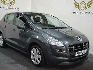 Peugeot 3008 Crossover 1.6HDi 110bhp FAP 6sp Active