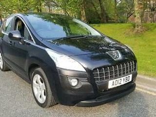 Peugeot 3008 Crossover 1.6HDi 112bhp Active