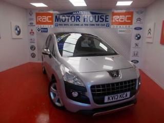 Peugeot 3008 HDI ALLURE AUTOMATIC FREE MOT'S AS LONG AS YOU OWN THE CAR!