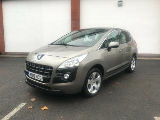 Peugeot 3008 Sport 1.6 HDI, *only 88k Miles with FSH