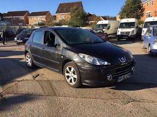 Peugeot 307 1.6 16v 110bhp 2006 56 REG FULL 12 MONTHS MOT ON PURCHASE