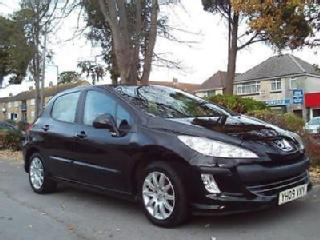 PEUGEOT 308 1.4 VTi 2009 COMPLETE WITH M.O.T HPI CLEAR INC WARRANTY