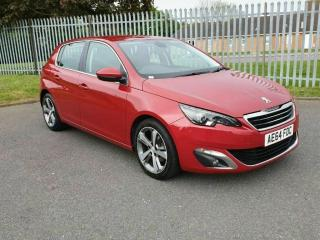Peugeot 308 1.6 E hdi ALLURE clean out and in