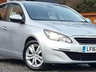 Peugeot 308 1.6 Hdi Active * FREE ROAD TAX