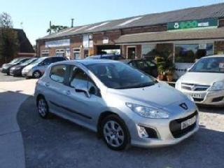 Peugeot 308 HDI ACCESS Extremely Low Mileage FSH Low Tax and Insurance 70+ MP