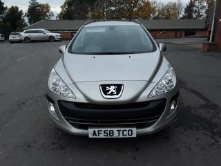 Peugeot 308 SW 1.6 Hdi Diesel Estate 2008,104,000 Mls MOT Nov 20 recent service
