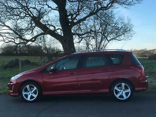 Peugeot 308 SW 1.6 VTi 120bhp Sport PART EXCHANGE WELCOME