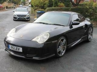 Porsche 911 3.6 auto Turbo Tiptronic S AWD