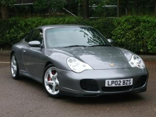 Porsche 911 3.6 Carrera 4S Tiptronic S, 2002 4 Wheel Drive 2dr Coupe