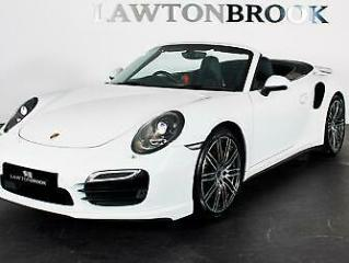 Porsche 911 3.8 520bhp AWD PDK Turbo