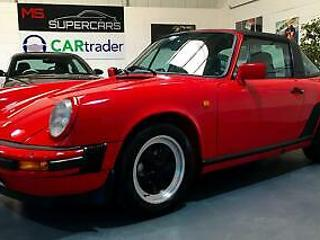 PORSCHE 911 3.0 MANUAL TARGA 1979