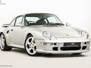 PORSCHE 911 993 TURBO S / LHD FRENCH DELIVERED / 1998