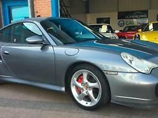 PORSCHE 911 996 3.6 TURBO TIPTRONIC COUPE 03/03