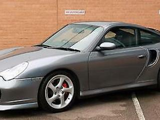 PORSCHE 911 996 TURBO TIPTRONIC COUPE 02/02