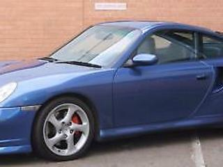 PORSCHE 911 996 TURBO TIPTRONIC COUPE 03/53