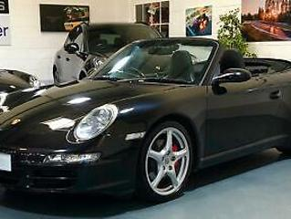 PORSCHE 911 997 CARRERA 2S MANUAL CONVERTIBLE 06/06