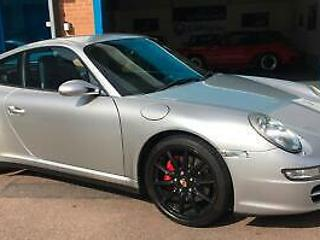 PORSCHE 911 997 CARRERA 4S TIPTRONIC COUPE 2006/56