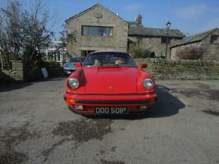 PORSCHE 911 S COUPE 1976 LHD, MATCHING NUMBERS CAR, G SERIES SUNROOF