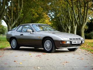 Porsche 924 Turbo Superb original classic 57K miles Blaupunkt HU Sports seats