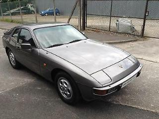 Porsche 924S Manual fantastic