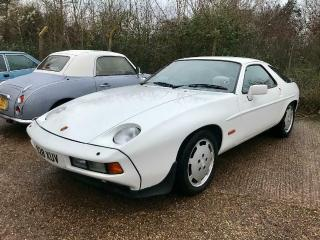 Porsche 928 S2 Auto only 96,000 miles with a Full and Extensive Service History