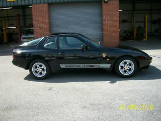 Porsche 944 Coupe BLACK MAY PX sold with 12 months mot