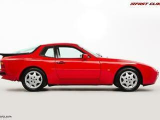 PORSCHE 944 S2 / STUNNING GUARDS RED / 27K MILES / FAMILY OWNED SINCE 1991