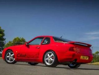 Porsche 968 ClubSport Very Low Mileage Fitted Supercharger