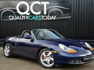 Porsche Boxster S 986 3.2 Manual *Leather / Alcantara + Heated Seats + PSM