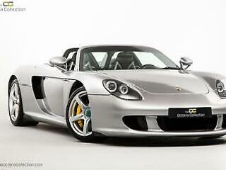 PORSCHE CARRERA GT / SUPERB USEABLE CGT / 1 OWNER FOR 12 YEARS AND 65K MILES