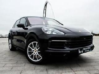 PORSCHE CAYENNE 2.9 TWIN TURBO 440 BHP TIPTRONIC FANTASTIC SPECIFICATION!