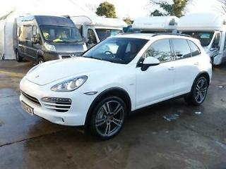 Porsche Cayenne 3.0TD 245bhp Tiptronic S Nav,Pan Roof, Heated Seats, DVD's
