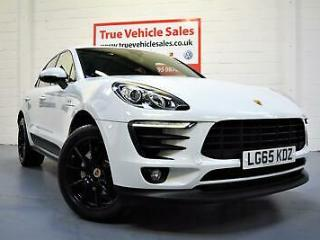 Porsche Macan 3.0TD V6 258Bhp AWD PDK S LOW RATE PCP JUST £499 PER MONTH