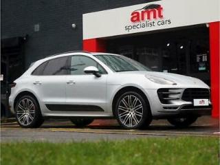 Porsche Macan Turbo Pdk Estate 3.6 Semi Auto Petrol