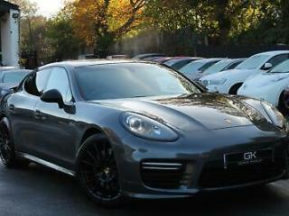 Porsche Panamera GTS V8 PDK BOSE/SOFT CLOSE DOORS/CAMERA/SPORT EXHAUST/CARBON