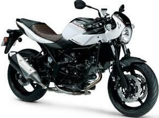 PRE REGISTERED 69 PLATE DELIVERY MILES SUZUKI SV650X CAFE SAVE 1300 ON MRRP